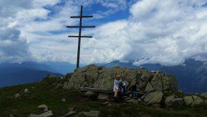 Gipfel Lauwandspitze