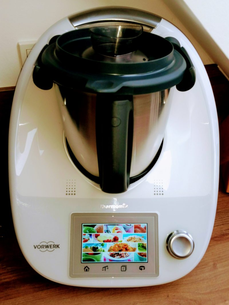 Unser Thermomix TM5