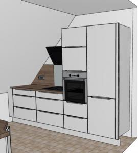 3D-Küchenplanung vom Küchenkontor