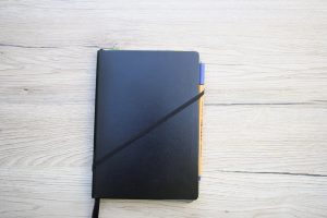 Bullet Journal: Stifthalter nicht notwendig
