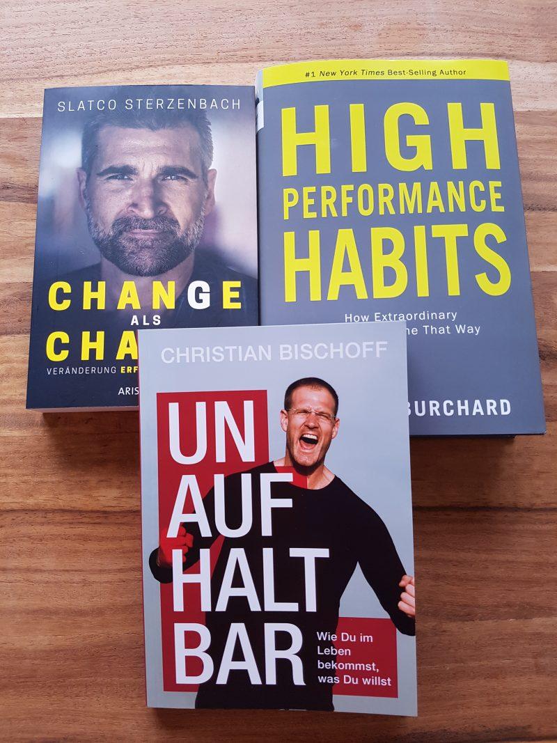 Meine nächsten Bücher, die ich lesen werde