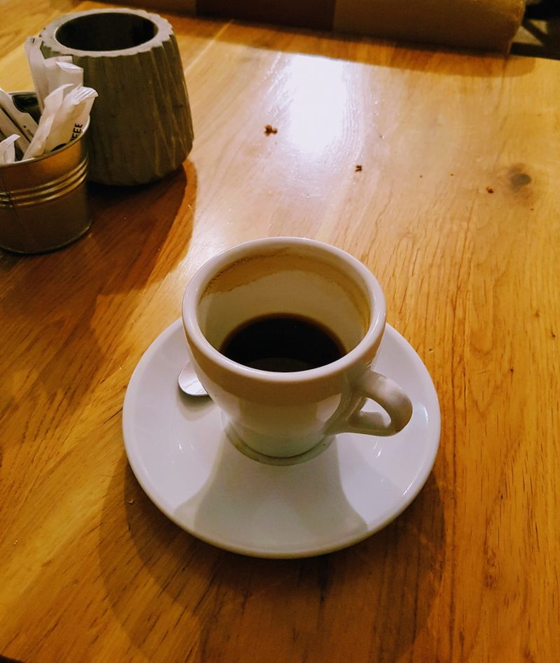 Simply Coffee in Duisburger Innenstadt